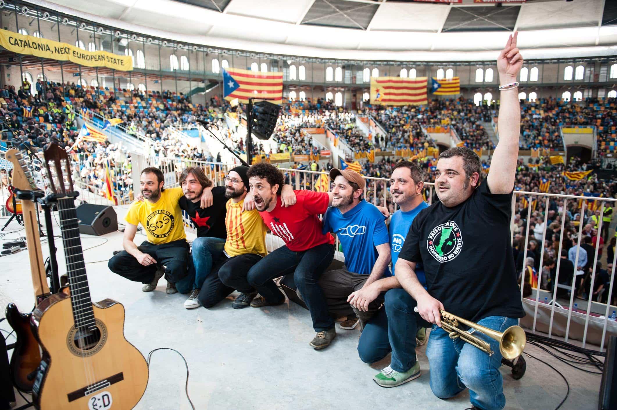 Flashmob del #SíSí