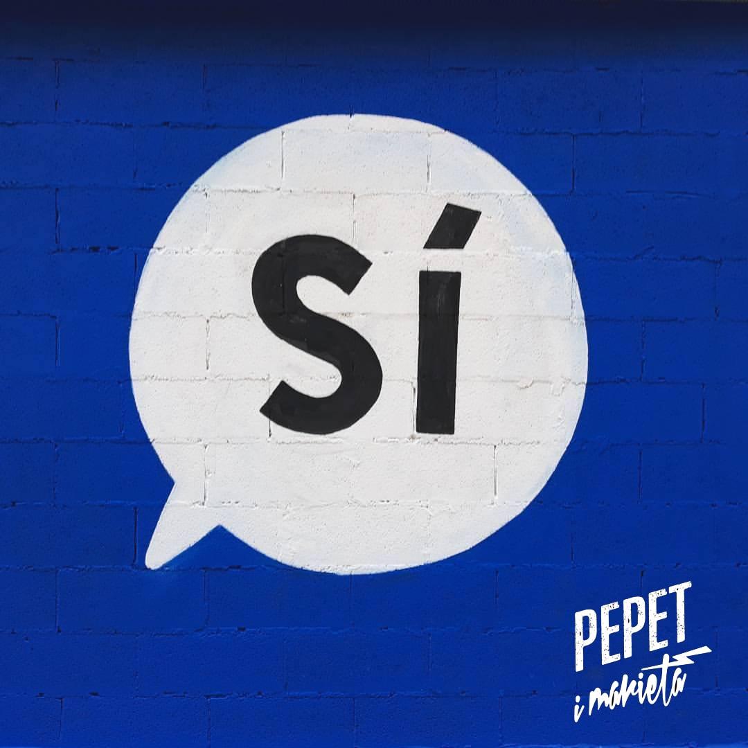 """""""Sí"""", la cançó del referèndum"""